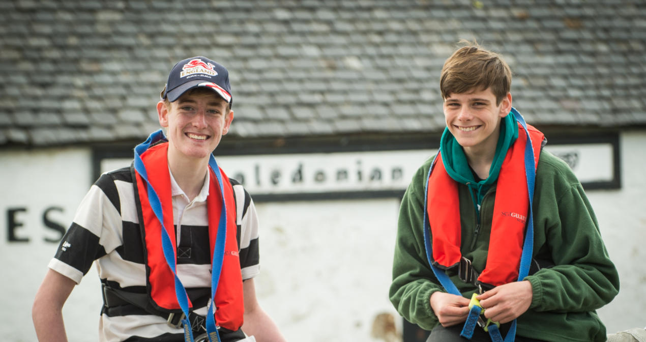 Donate to our young persons bursary fund