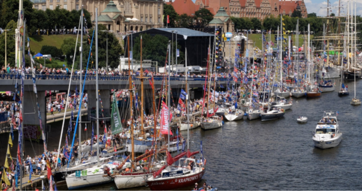 Tall Ships and Yacht Races