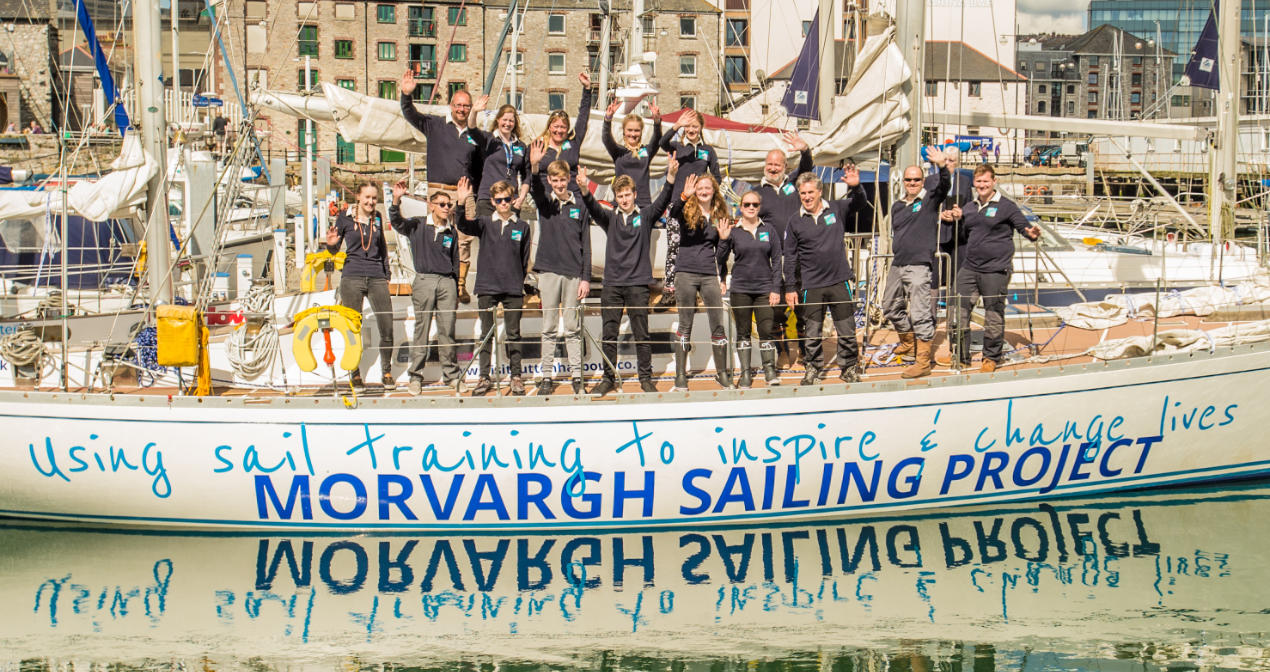 How Sail Training can help in a post Covid World