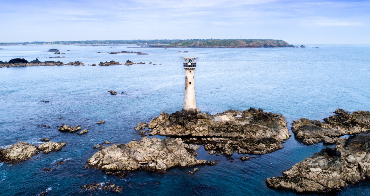 A 250mile adventure to the fantastic Channel Islands