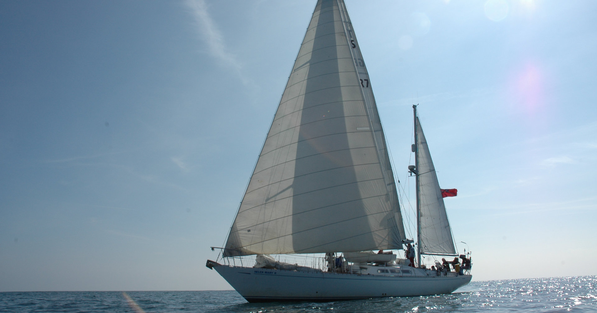 Want to give sailing a try, or perhaps just want a day out on the water. You don't need any previous experience to come sailing with us