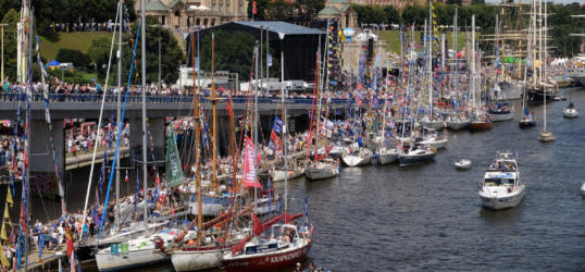 Tall Ships Festivals and Yacht Races